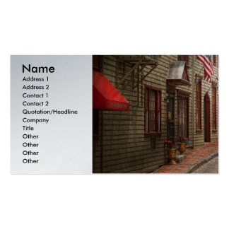 City - Rhode Island - Newport - Journey  Double-Sided Standard Business Cards (Pack Of 100)