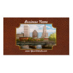 City - RI - Providence - The city of Providence Double-Sided Standard Business Cards (Pack Of 100)