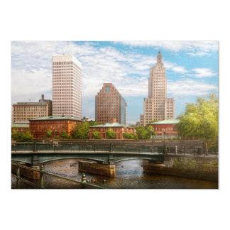 City - RI - Providence - The city of Providence Custom Announcement