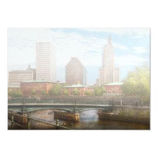 City - RI - Providence - The city of Providence Custom Invite