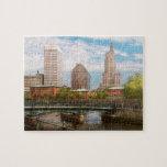 City - RI - Providence - The city of Providence Puzzle