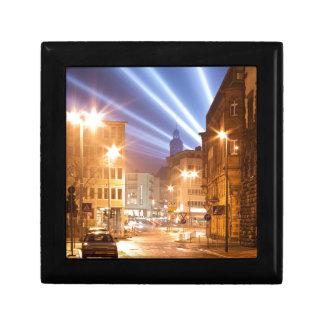 City Road Lamps Image Gift Box