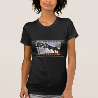 City rooftop. T-Shirt