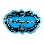City Royalty Cameo Post Card