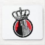 City Royalty Logo Mouse Pad