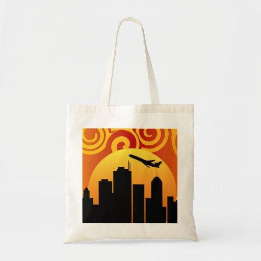 City Scape Bag
