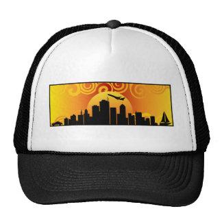 City Scape Trucker Hat