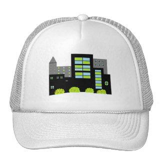 City Scape Hats