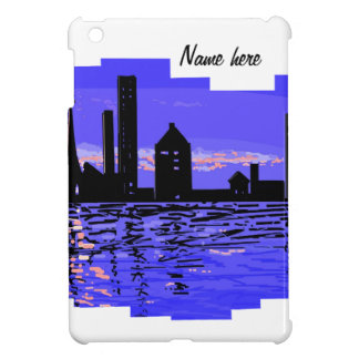 City Scape iPad Mini Case, tshirts other products iPad Mini Cases