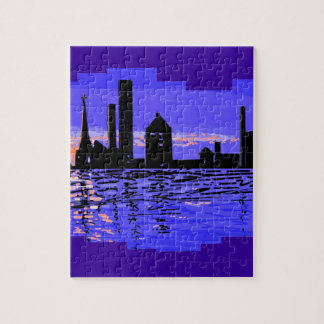 City Scape Puzzles and tshirts