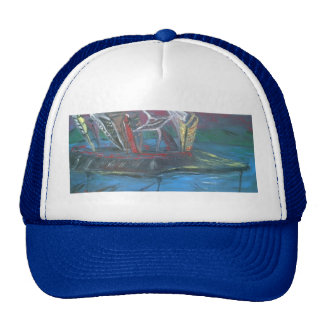 City Scape Supports Hat