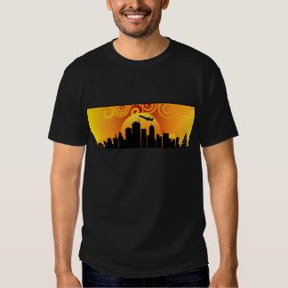 City Scape T Shirt
