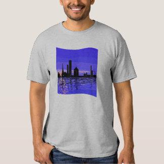 City Scape tshirts