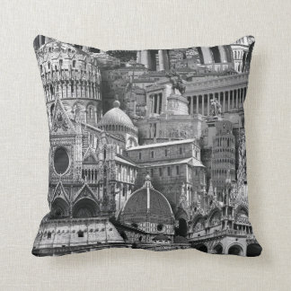 City Scapes Pillow