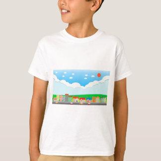 City scene at daytime T-Shirt