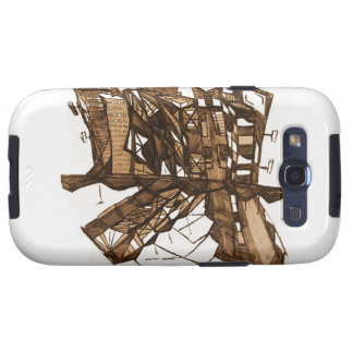 City Shadow Galaxy S3 Cover