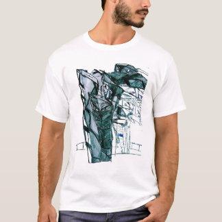 CITY SKETCHER WHITE T-Shirt