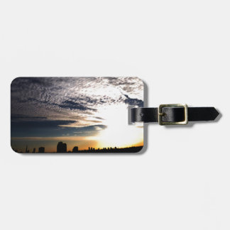 City Skyline Tags For Bags