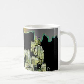 city skyline mugs