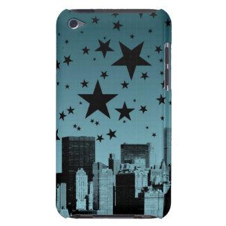City Skyline Night iPod Touch Case-Mate Case