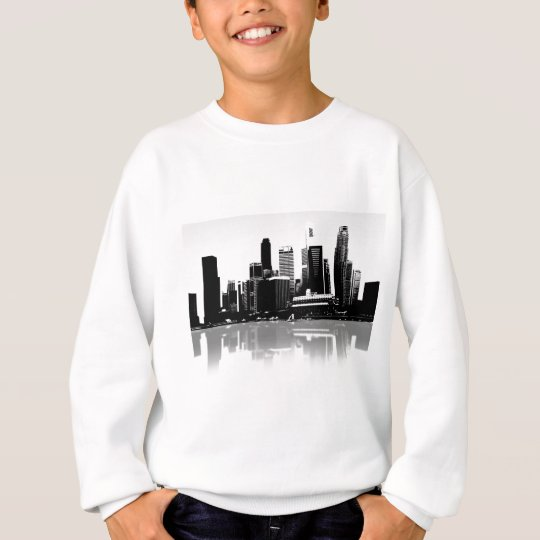 City Skyline Sweatshirt