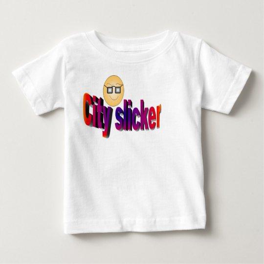 City slicker baby T-Shirt