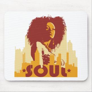 City Soul Mouse Pad