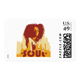 City Soul Postage