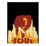 City Soul Postcard