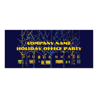 City Square Holiday Office Party Invites