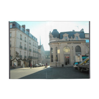 City street;    Dijon, Burgundy, France Case For iPad Mini