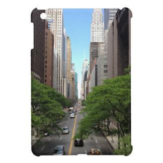 city tall bump thing iPad mini cover