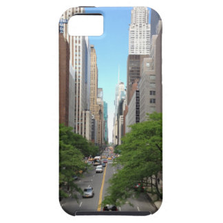 city tall bump thing iPhone SE/5/5s case