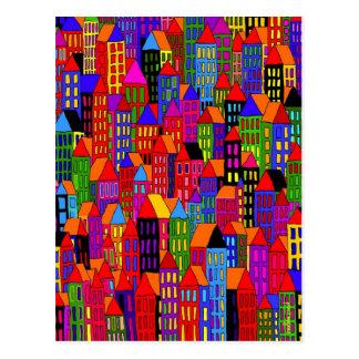 """city tarjeta postal"