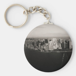 City that never sleeps keychain