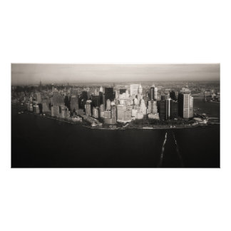 City that never sleeps picture card