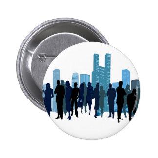 City Theme Pins