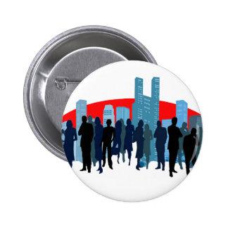 City Theme Button