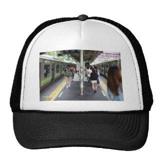 City Tokyo Street View Trucker Hat
