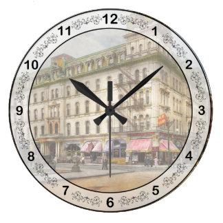 City - Toledo OH - Got a Boody Call 1910 Large Clock
