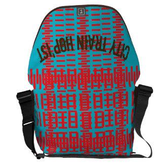 City Train Hop Courier Bag
