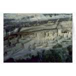 City Under The Rock Greeting Card