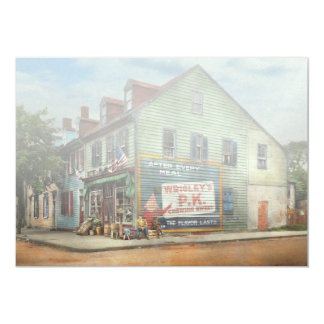 City - VA - C&G Grocery Store 1927 Card