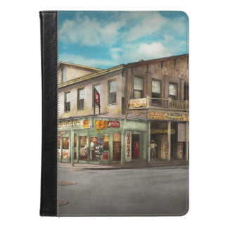 City - Victoria TX - The old Rupley Hotel 1931 iPad Air Case