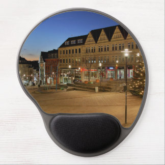 City victories market place to the blue hour gel mouse pad