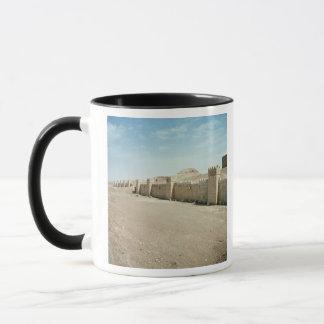 City walls mug