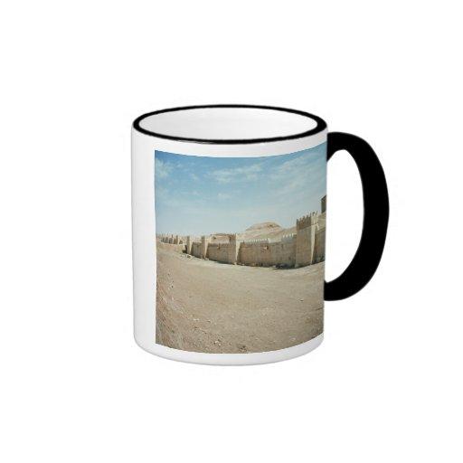 City walls mugs