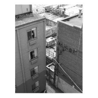 City Walls Postcard