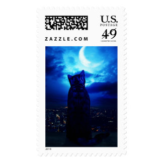 City Watch Postage Stamps
