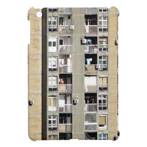 city windows case for the iPad mini